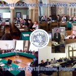 Arcitic Science Summit Week, 13-19 April 2013, Kraków, Poland
